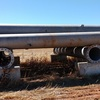 12 x 6m Galvanised Steel Poles